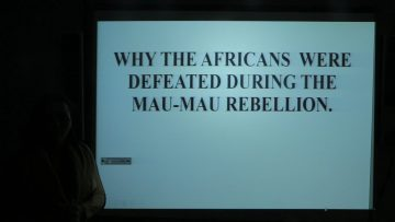 HISTORY PAPER 1 S4 Term 2 LESSON 26, MAU-MAU REBELLION_Why Africans were  Deafeated